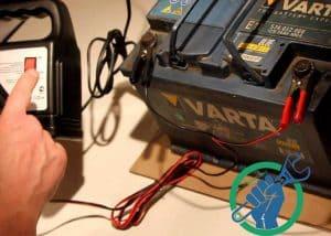 Аккумулятор (зарядка или замена)