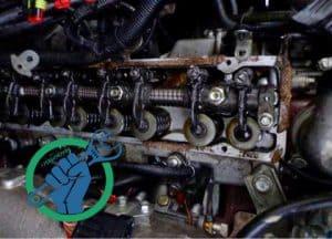 Регулировка клапанов двигателя грузовиков