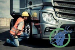 выездной механик по грузовикам