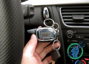 Автосигнализаций — отключение и удаление